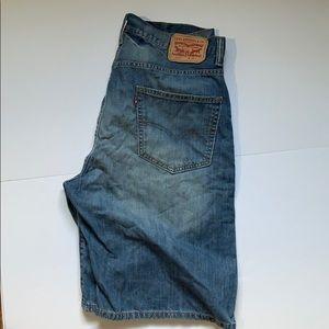 Men's Levi's Denim Shorts